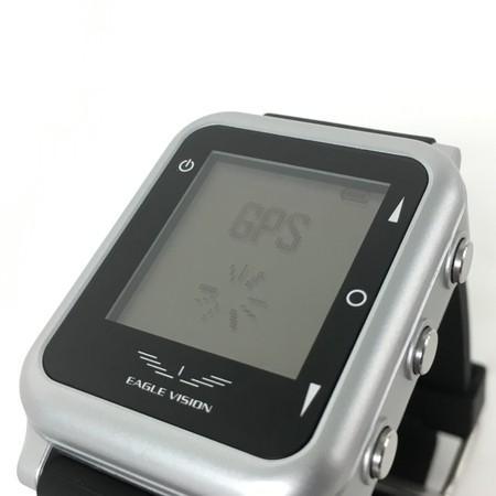 【本物新品保証】 【】 朝日ゴルフ Eagle Vision Watch4 EV-717 イーグルビジョン ゴルフナビ Y4168186, パン処 あんずのしっぽ 10454779