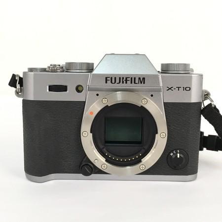 【返品送料無料】 【】 FUJIFILM X-T10 X-T10 ミラーレス一眼 FUJIFILM ボディ ボディ ブラック デジタル カメラ 富士フィルム Y4379929, トラッドショップガーベル:14ccee8e --- viewmap.org