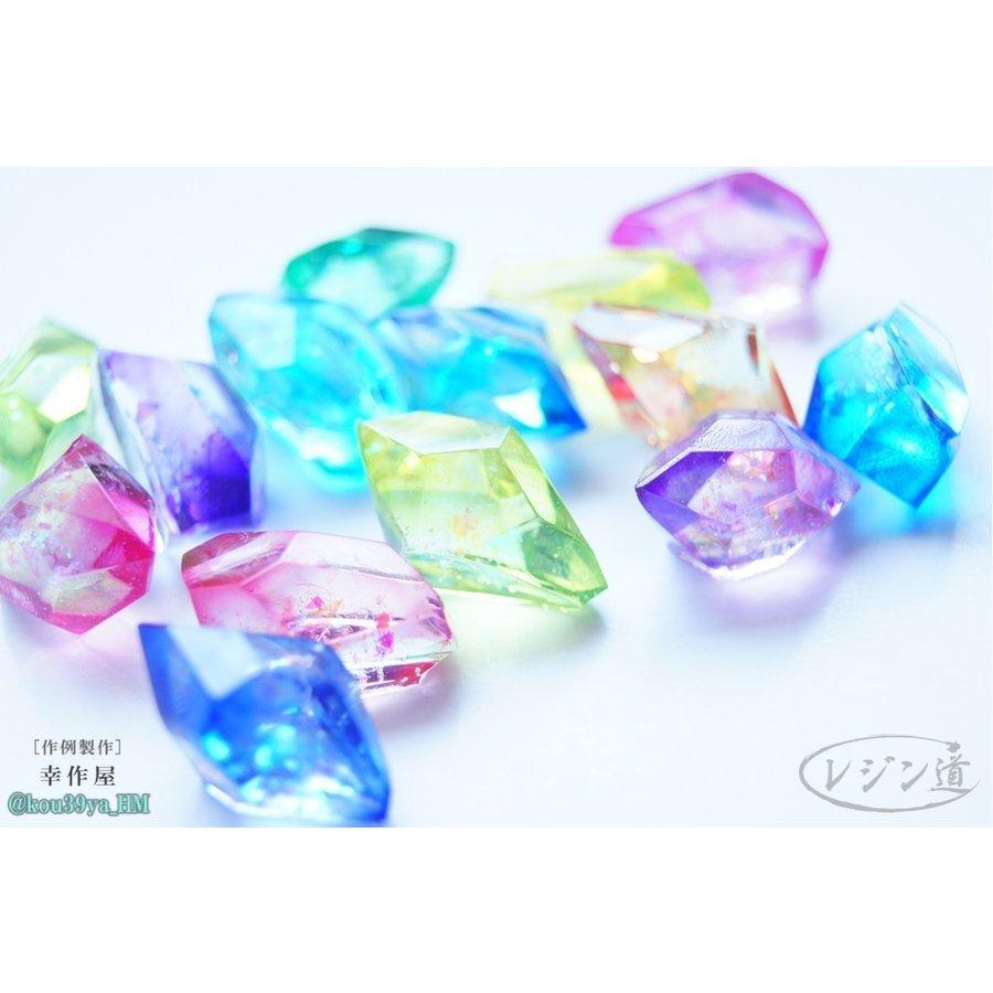 レジン道カラー (日本製)☆ 高品質レジン着色料 UVレジン エポキシ樹脂|resindou47|06