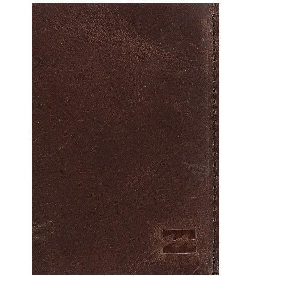 22db9e6ce1e8 オーストラリア発 サーフブランド BILLABONG 財布 ブラウン 折り畳み ...