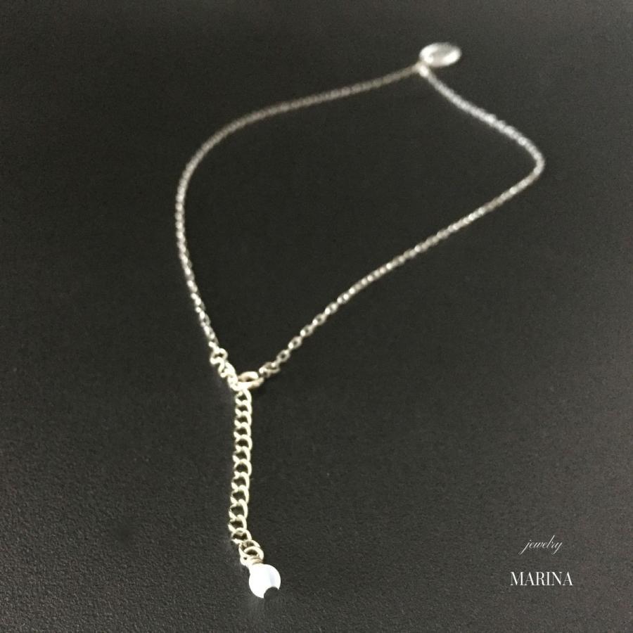 フランス奇跡のメダイのネックレス - silver chain|resortiara|05