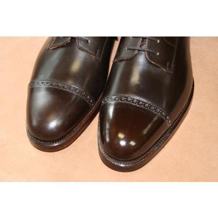 靴専用ワックス ポリッシュ 鏡面磨き ツヤ出し 手入れ 革靴  M.モゥブレィ ハイシャインポリッシュ|resources-shoecare|05