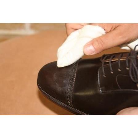 靴専用ワックス ポリッシュ 鏡面磨き ツヤ出し 手入れ 革靴  M.モゥブレィ ハイシャインポリッシュ|resources-shoecare|06