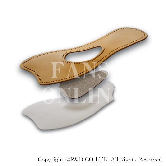 中敷きインソール フットレスト インソール club VINTAGE|resources-shoecare|02