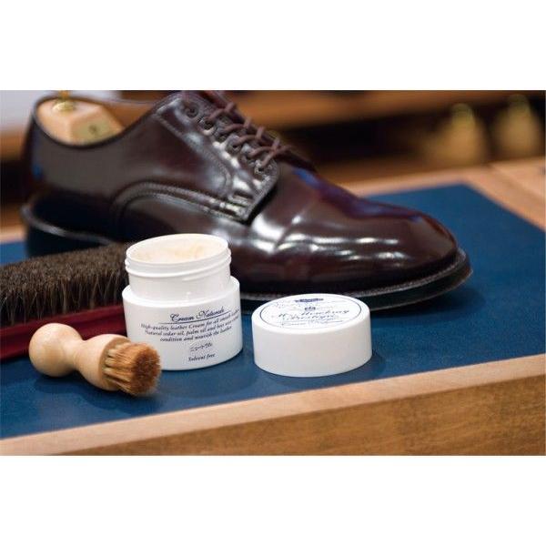 革靴 手入れ ペネトレィトブラシ 靴磨き クリーム塗布用ブラシ|resources-shoecare|04