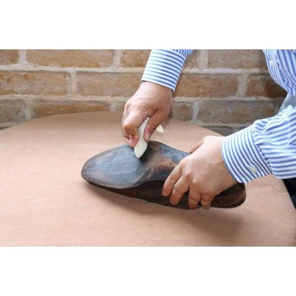 M.モゥブレィ リムーバークロス 靴磨き 汚れ落とし ステインリムーバー用 resources-shoecare 06