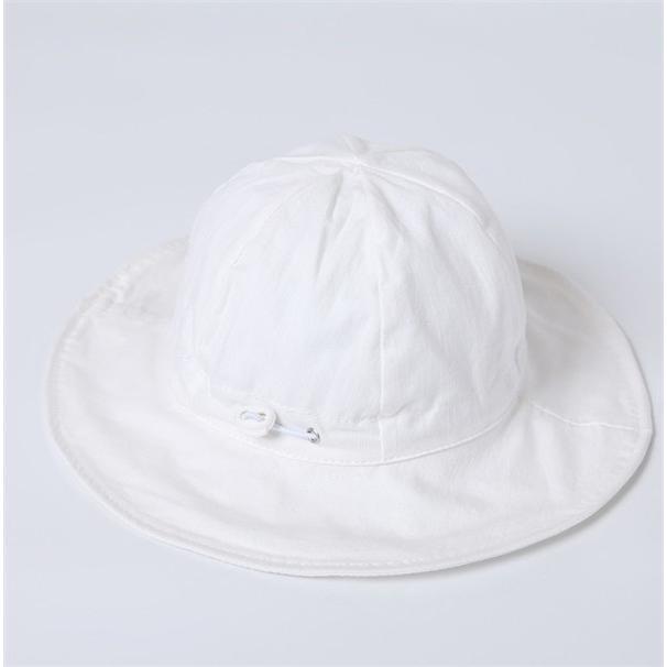 954b89f212d04 ... 日よけ帽子 子供 ベビー 1-4歳 サイズ調節可能 折りたたみ たためる ハット