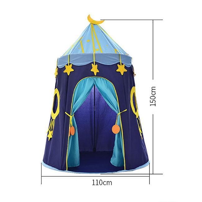 送料無料 子供テント キッズテント プレイハウス 室内 睡眠テント 折り畳み式 持ち運び 秘密基地 遊具 誕生日 入園祝い 入学祝い ハロウィンプレゼント|resty|12