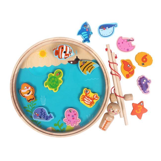 送料無料 知育玩具 子供 1歳〜 魚釣り おもちゃ 出産祝い  誕生日プレゼント ハロウィンプレゼント resty 04