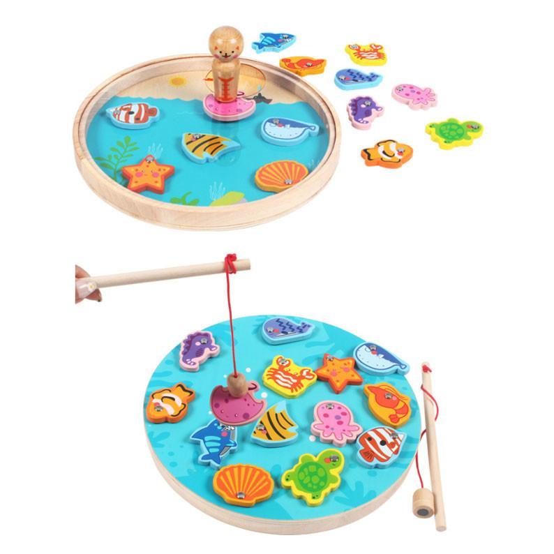 送料無料 知育玩具 子供 1歳〜 魚釣り おもちゃ 出産祝い  誕生日プレゼント ハロウィンプレゼント resty 05