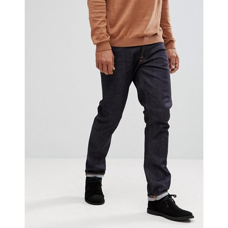 激安 ヌーディージーンズ メンズ デニムパンツ comfort ボトムス dry Nudie jean Jeans Co dude dan straight fit jean dry comfort dark, 水俣市:bc59c488 --- sonpurmela.online