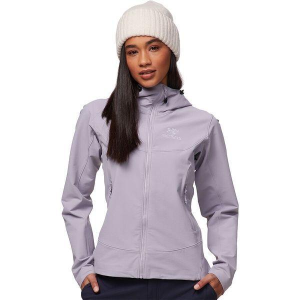 アークテリクス レディース ジャケット·ブルゾン アウター Gamma LT Hooded Softshell Jacket