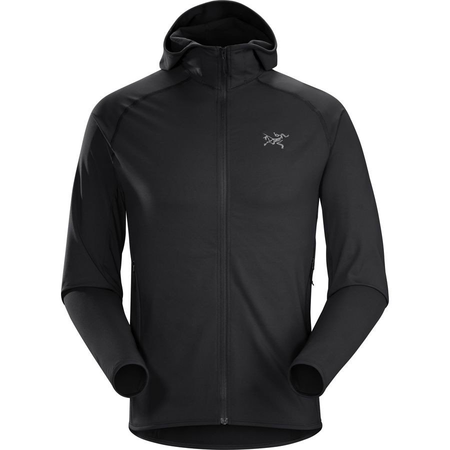 アークテリクス メンズ ジャケット・ブルゾン アウター Adahy Hooded Fleece Jacket - Men's