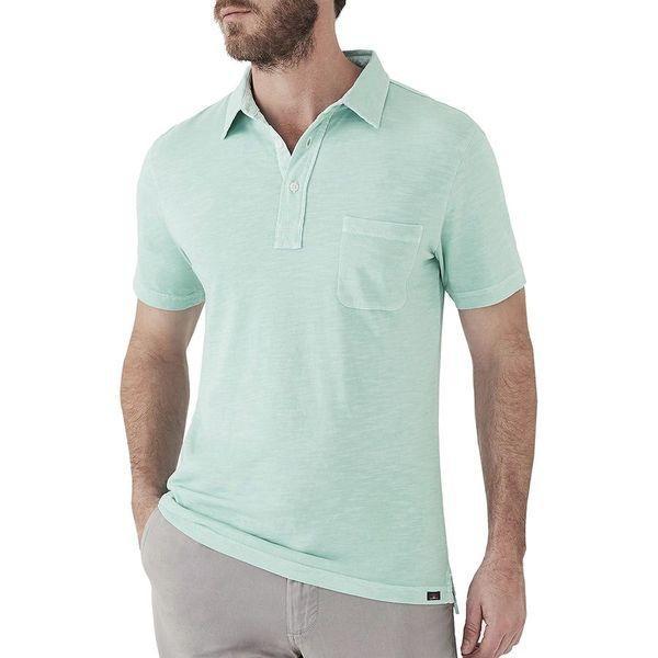 【人気沸騰】 ファレティ メンズ ポロシャツ トップス ポロシャツ Sunwashed Polo トップス Polo Shirt, インテリアショップ roomy:132f054c --- chizeng.com