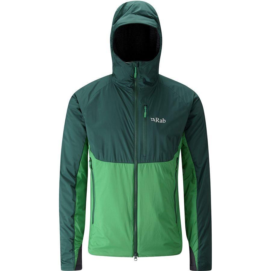 ラブ メンズ ジャケット・ブルゾン アウター Alpha Direct Insulated Jacket - Men's