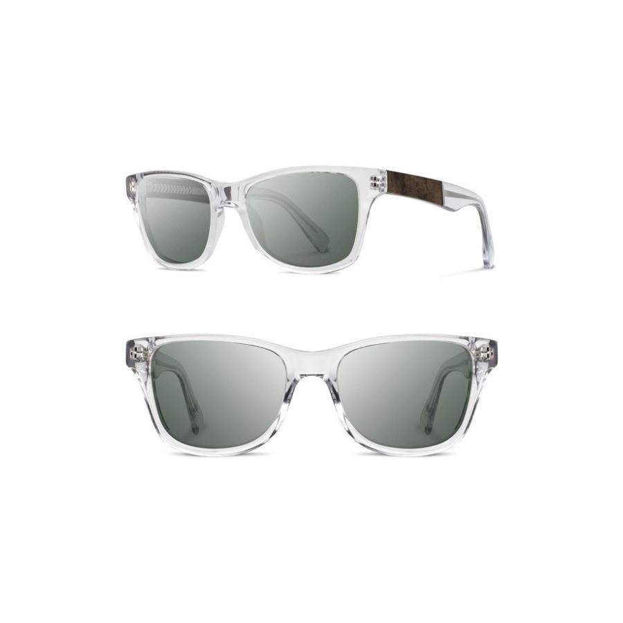 高級品市場 シュウッド メンズ アクセサリー サングラス・アイウェア アクセサリー Shwood Shwood メンズ 'Canby' 53mm Polarized Sunglasses, 相良町:97078459 --- grafis.com.tr