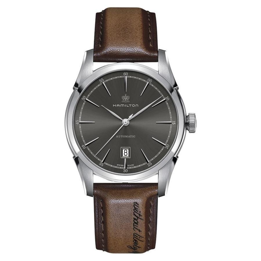 買得 ハミルトン レディース 腕時計 アクセサリー Hamilton American 42mm Classic 腕時計 Automatic Leather Watch, Strap Watch, 42mm, マイスターケイ:833c8749 --- airmodconsu.dominiotemporario.com