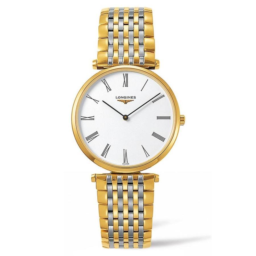 【初売り】 ロンジン レディース 腕時計 de アクセサリー Bracelet Longines Classique La Grande Classique de Longines Bracelet Watch, 34mm, イナカダテムラ:c2383c30 --- airmodconsu.dominiotemporario.com