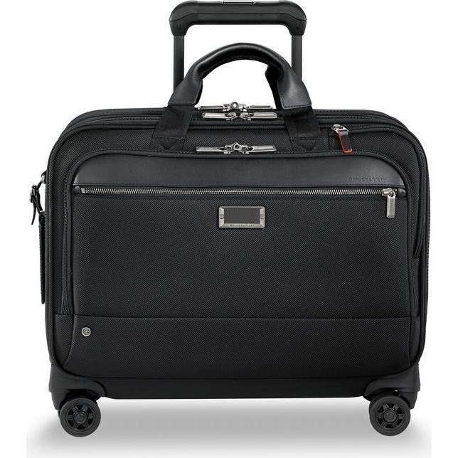 【全品送料無料】 ブリグスアンドライリー & メンズ バックパック・リュックサック バッグ Briggs & Riley Briefcase @work Briggs Large Wheeled Briefcase, 名東区:aba55e9b --- chizeng.com