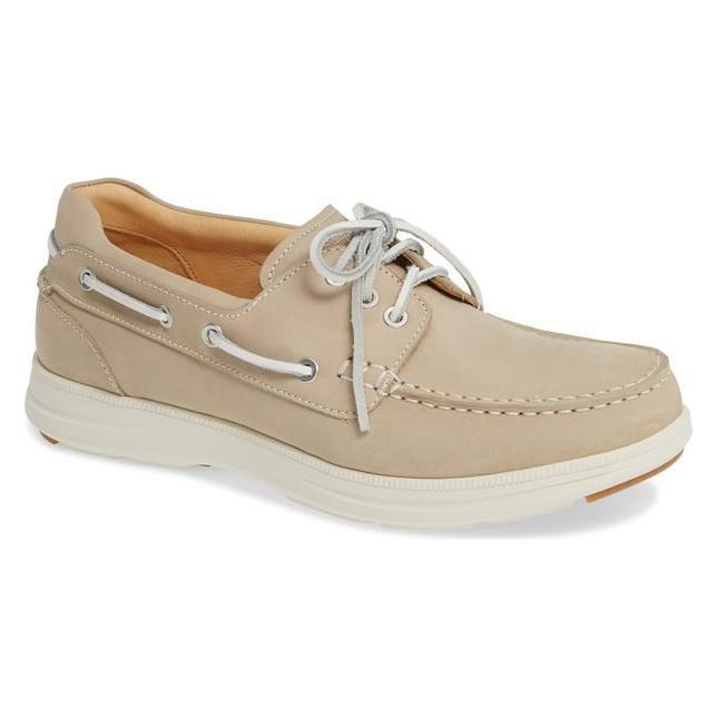 訳あり サミュエルフドバード メンズ スリッポン・ローファー (Men) シューズ Samuel Hubbard シューズ New Endeavor メンズ Moc Toe Boat Shoe (Men), 道具屋本舗:acd837d7 --- levelprosales.com