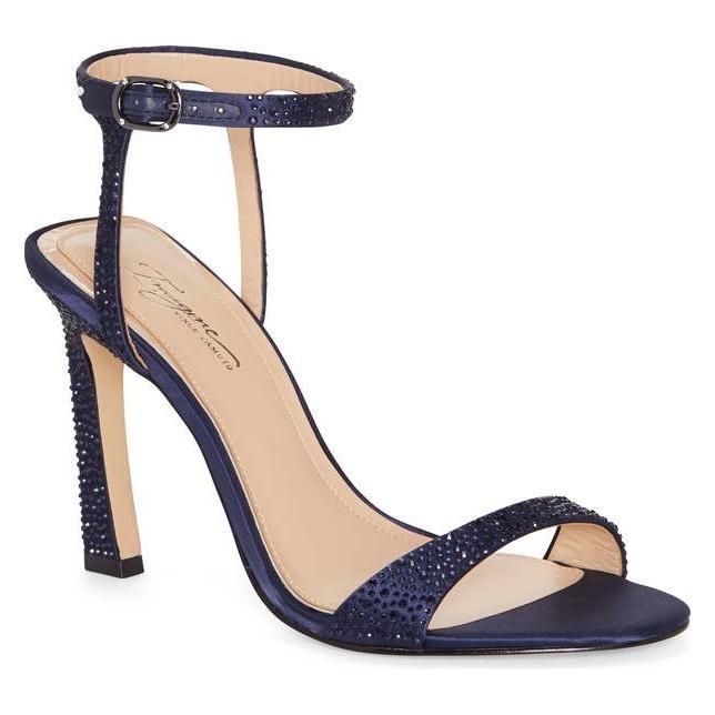 贅沢屋の イマジン ヴィンス カムート レディース サンダル シューズ Imagine by Vince Camuto Reshi 2 Embellished Ankle Strap Sandal (Women), こだわりパン屋の田中さん 55e807c9