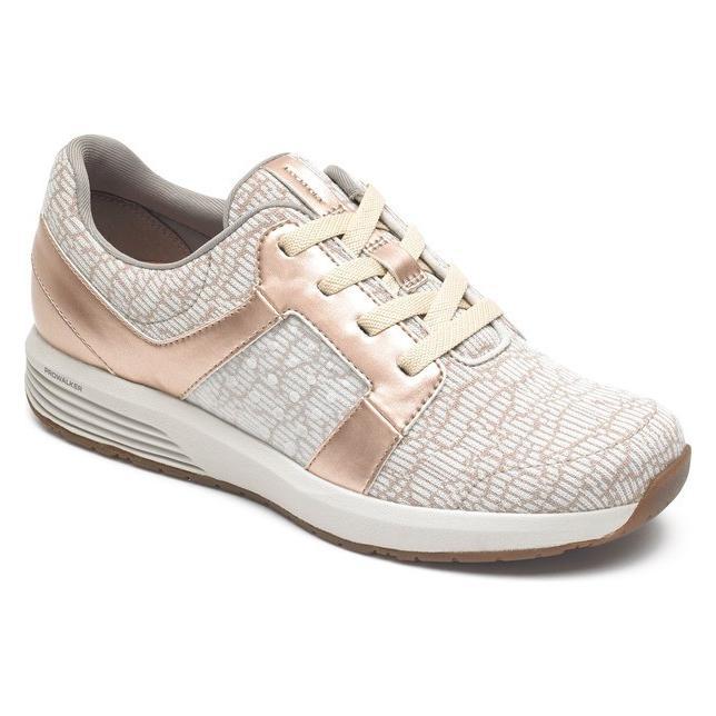 【爆買い!】 ロックポート レディース レディース スニーカー シューズ Rockport Trustride Trustride Knit Sneaker Rockport (Women), 健康のお手伝い:d160d4cb --- theroofdoctorisin.com