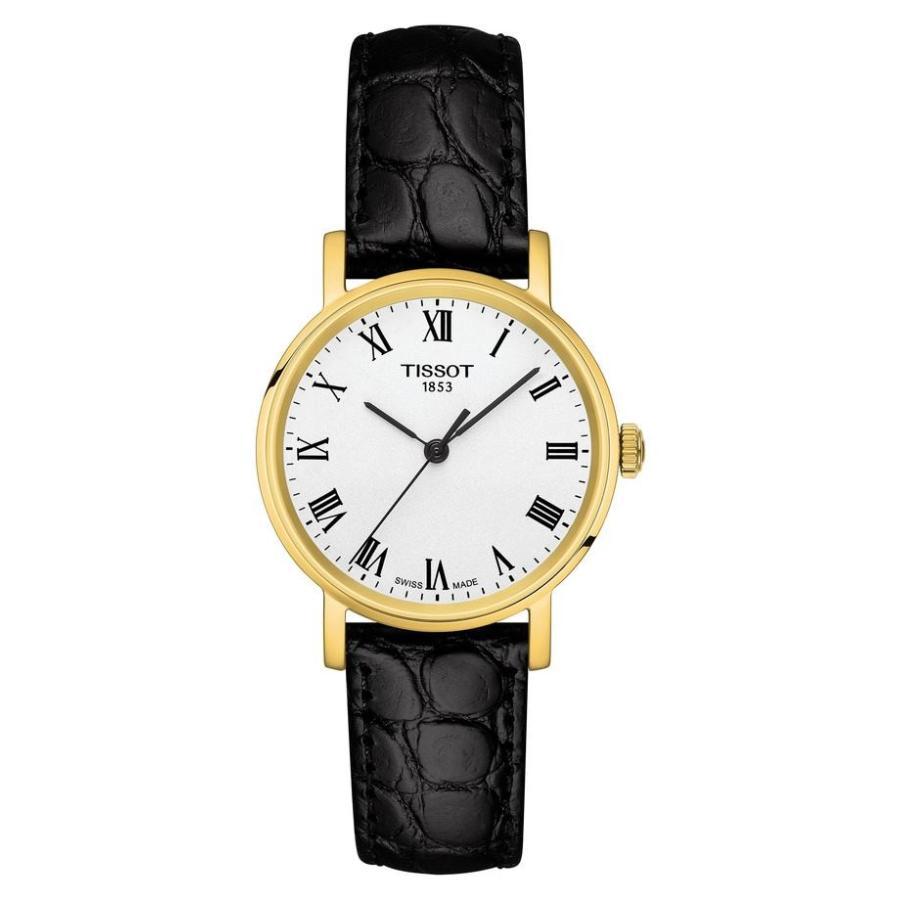 暮らし健康ネット館 ティソット レディース 腕時計 アクセサリー 腕時計 Tissot Everytime Leather Strap ティソット Watch, Leather 30mm, 毛糸&手芸 手づくり広場イチカワ:90fb5bb1 --- airmodconsu.dominiotemporario.com