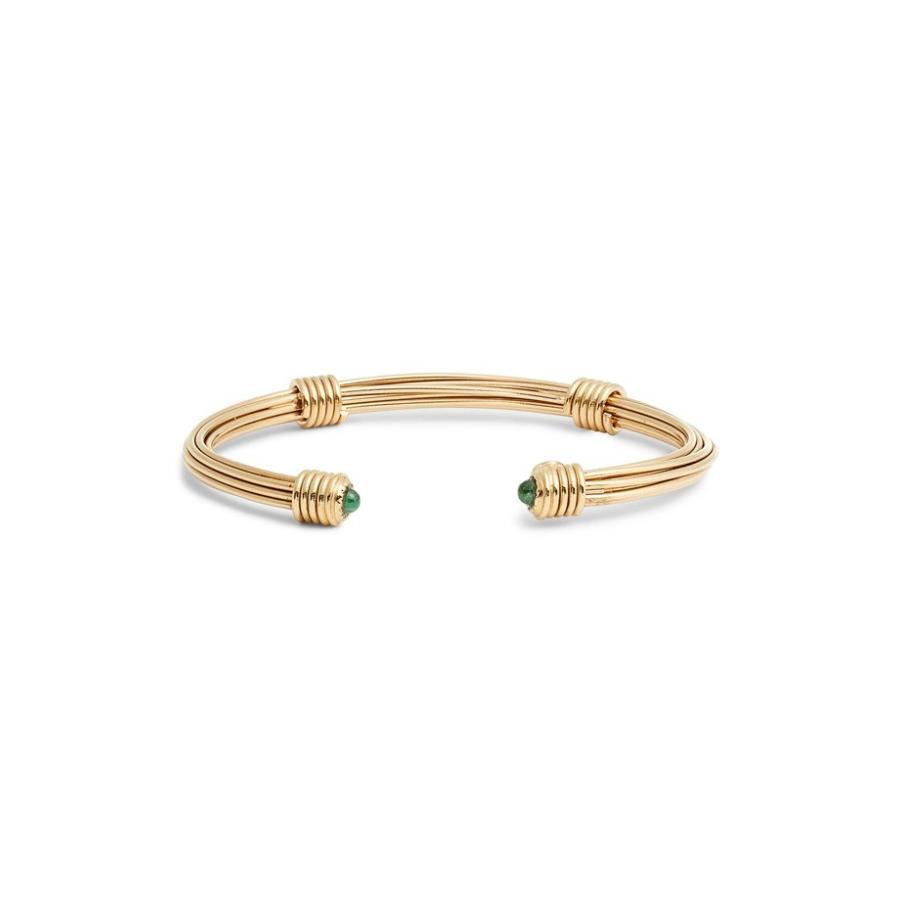 【超お買い得!】 カスビジョー レディース ブレスレット・バングル・アンクレット アクセサリー Gas Bijoux Ariane Turquoise Cuff Bracelet, Quelle 3d2877bf