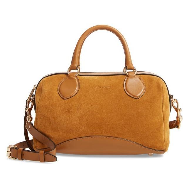 グランドセール レベッカミンコフ Bag レディース Minkoff ボストンバッグ バッグ レディース Rebecca Minkoff Pippa Suede Duffle Bag, ゴショガワラシ:68587d5b --- sonpurmela.online