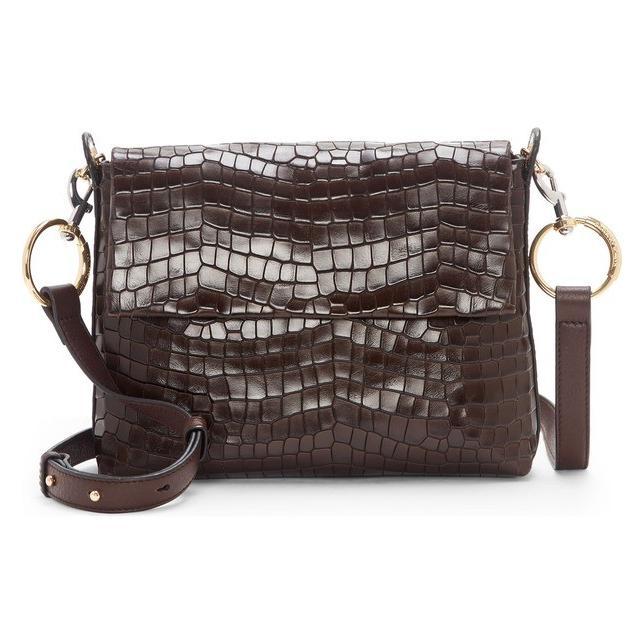 満点の ヴィンスカムート レディース ショルダーバッグ バッグ Vince Camuto Palo Leather Crossbody Bag, ホクダンチョウ 158aec42