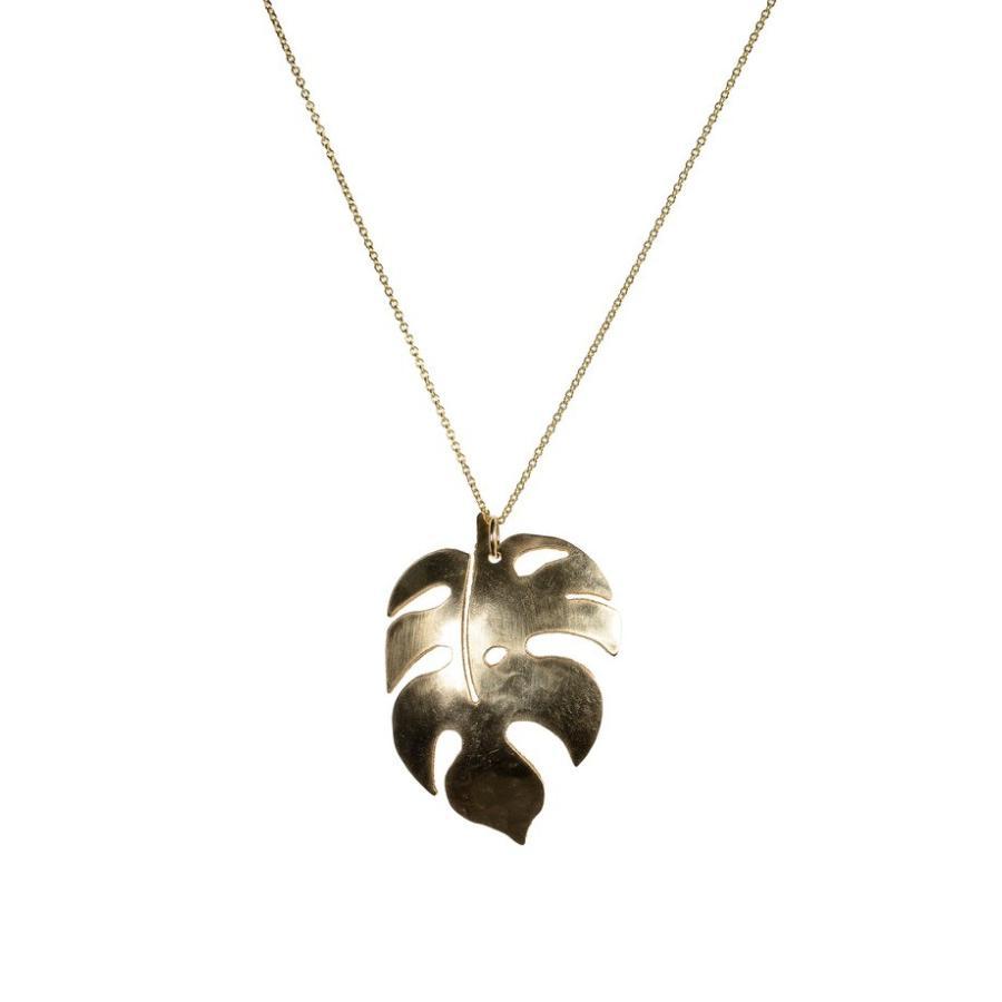 [宅送] ナシェル レディース ネックレス・チョーカー アクセサリー Nashelle Boho Fern Pendant Necklace, アートひろば 0c952339