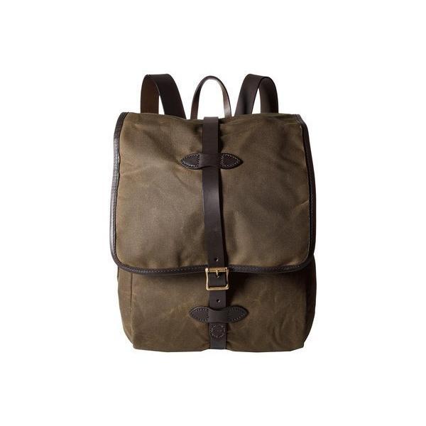 フィルソン メンズ バックパック·リュックサック バッグ Tin Cloth Backpack