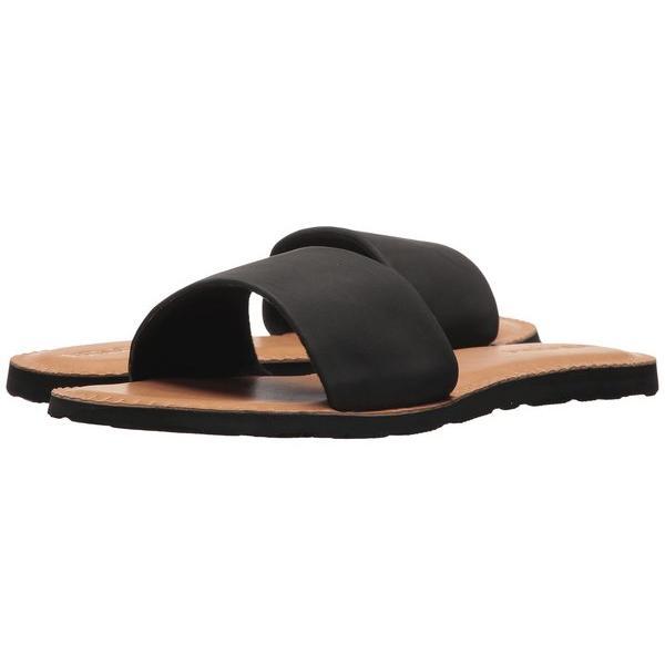 ボルコム レディース サンダル シューズ Simple Slide Sandals
