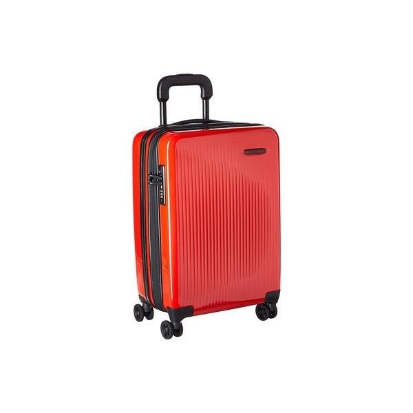 ブリグスアンドライリー メンズ ボストンバッグ バッグ Sympatico - Domestic Carry-On Expandable Spinner
