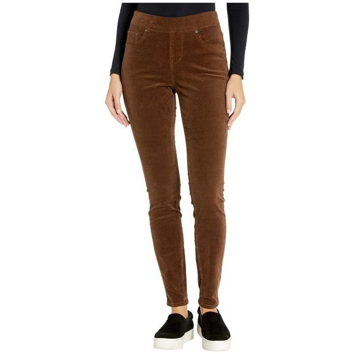 【大注目】 ジャグジーンズ レディース ボトムス デニムパンツ レディース ボトムス Corduroy Maya Skinny Pull-On Corduroy Pants, パワーゴルフ(PowerGolf):68c1c536 --- sonpurmela.online