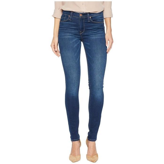 人気新品入荷 ハドソンジーンズ レディース Mid-Rise デニムパンツ ボトムス Nico Mid-Rise in Super ボトムス Skinny Jeans in Gower, LIT-SHOP:bf2a3335 --- sonpurmela.online