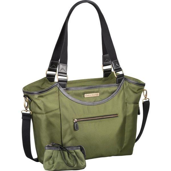 クラークアンドメイフィールド メンズ スーツケース バッグ Bellevue Laptop Handbag 18.4