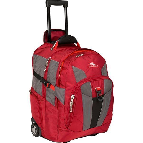 ハイシエラ メンズ スーツケース バッグ XBT Wheeled Laptop Backpack