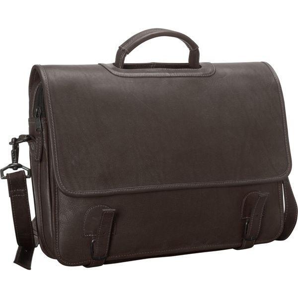 ラティコレザーズ メンズ スーツケース バッグ Grammercy Park Laptop Brief - MD