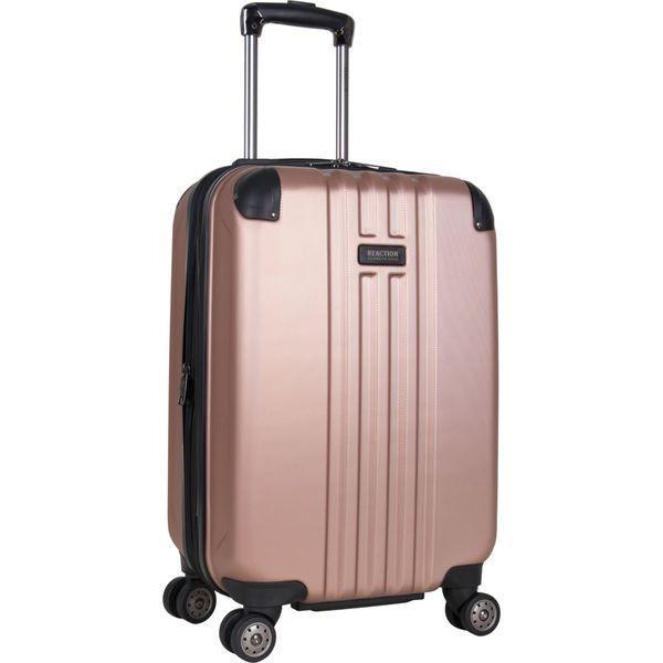 ケネスコール メンズ スーツケース バッグ Reverb 20 Carry-On Expandable Hardside Spinner