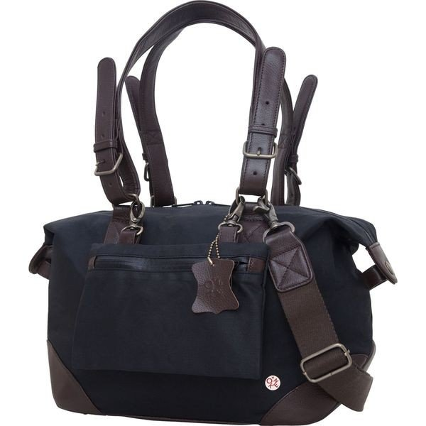 トーケン メンズ スーツケース バッグ Lafayette Waxed Duffel Bag (XS)