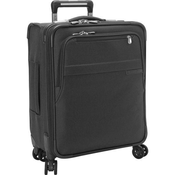 ブリグスアンドライリー メンズ スーツケース バッグ Baseline CX International Carry-On Expandable Wide-body Spinner