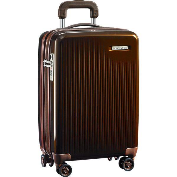 ブリグスアンドライリー メンズ スーツケース バッグ Sympatico CX Int'l Carry-On Expandable Spinner