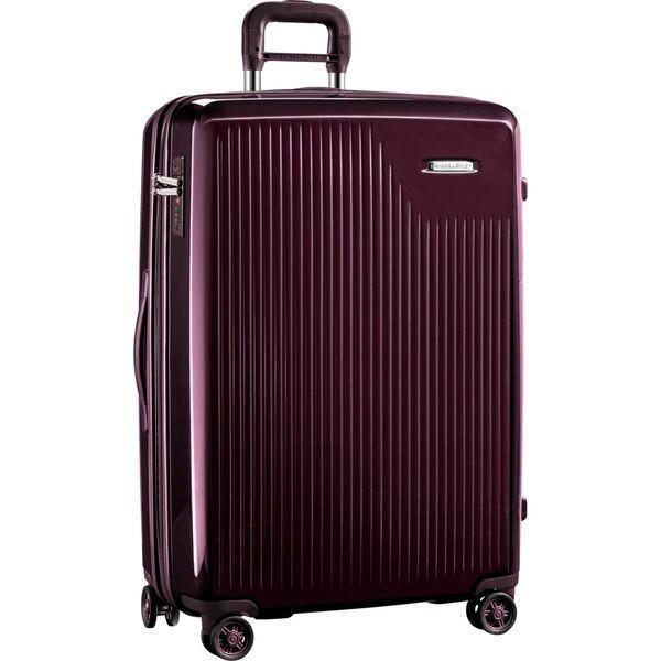 ブリグスアンドライリー メンズ スーツケース バッグ Sympatico CX Large Expandable Spinner