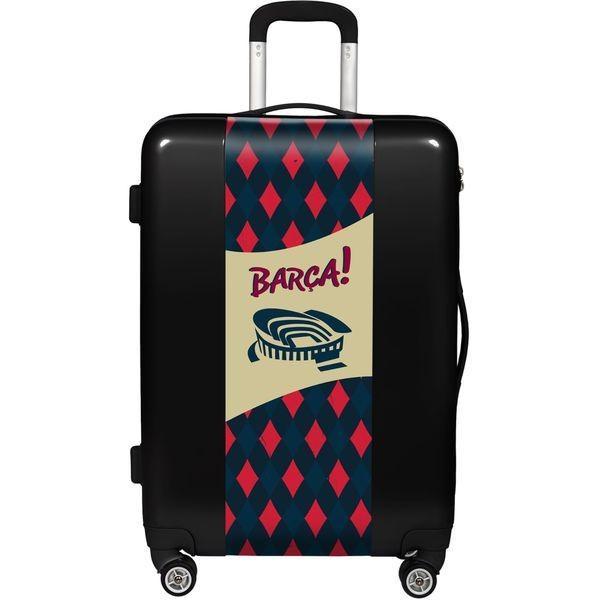 ウゴバッグ メンズ スーツケース バッグ FCB Barca Stadium 22 Hardside Spinner Carry-On