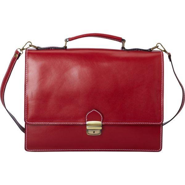 シャロレザーバッグス メンズ スーツケース バッグ Thin Style Italian Leather Brief and Messenger Bag