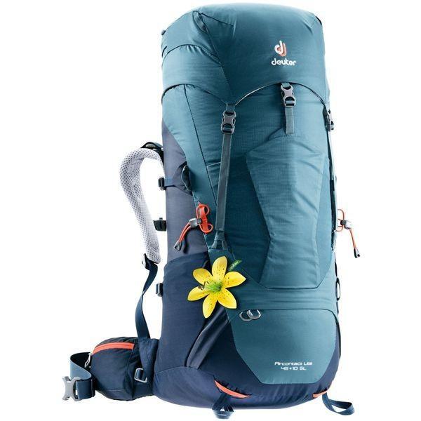 【オープニング大セール】 ドイター レディース バックパック・リュックサック ドイター バッグ Womens SL Aircontact Lite 45 Aircontact + 10 SL Hiking Pack, 果物王国 浜中屋:85e15ee2 --- graanic.com