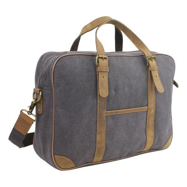 ヴァガボンドトラベラー メンズ スーツケース バッグ 16 Casual Laptop Messenger Bag