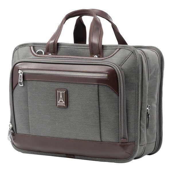 トラベルプロ メンズ スーツケース バッグ Platinum Elite Expandable Business Brief