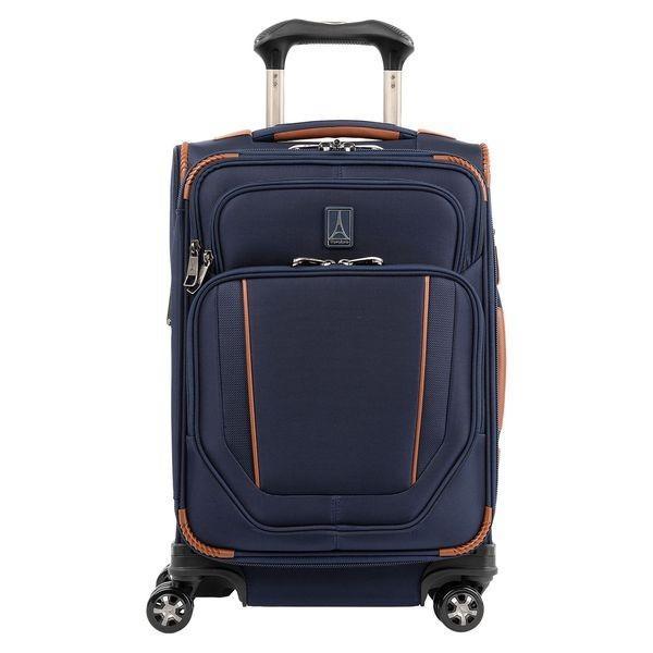 【セール 登場から人気沸騰】 トラベルプロ メンズ スーツケース バッグ Crew Versapack Global Carry-On Expandable Spinner, シモマシキグン 3a6dc656
